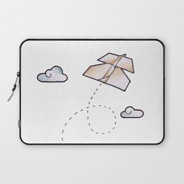 paperplane Laptop Sleeve