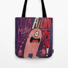 Mutha F'n Unicorn Tote Bag