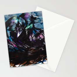 Two Ravens Stationery Cards