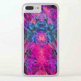 Dream 13 Clear iPhone Case