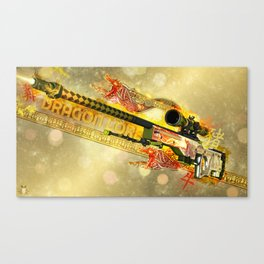 Sniper Rifle 4 Canvas Print