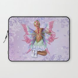Make a Wish Fairy Laptop Sleeve