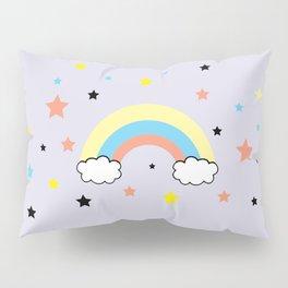 Mermaid & Unicorn Pillow Sham