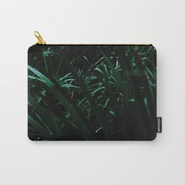 Grass blades basking in the sun - Abstract Carry-All Pouch