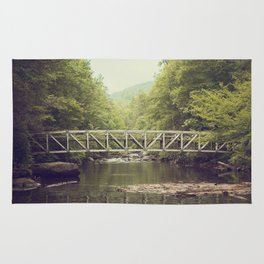 Horsepasture Bridge Rug