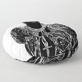 Biggie Biggie Biggie Floor Pillow