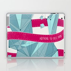 Nothing To See Here. Laptop & iPad Skin
