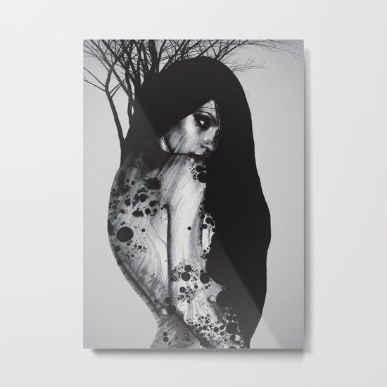 Shadowplay Metal Print