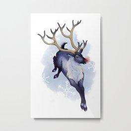 Winter Solstice Metal Print