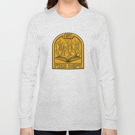 Fire Department 451 Long Sleeve T-shirt