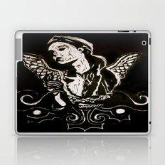 Black (Wings/Angel) Laptop & iPad Skin