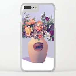 I am a Bouquet Clear iPhone Case