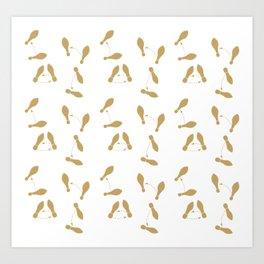 Dance...Dance, Dance, Dance Art Print