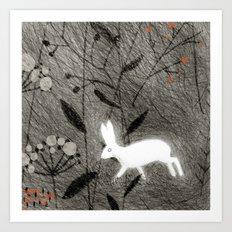 Bouquets IV Art Print