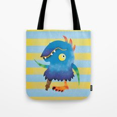 Peg Leg Parry Tote Bag
