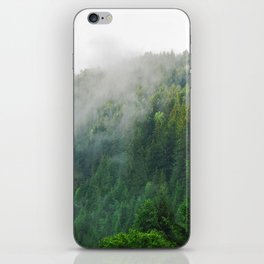 CONIFEROUS FOREST iPhone Skin