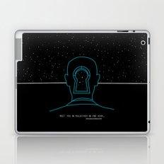 Meet you in Malkovich in one hour Laptop & iPad Skin