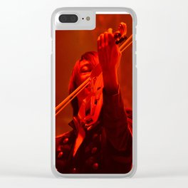 Roddy Chong Clear iPhone Case