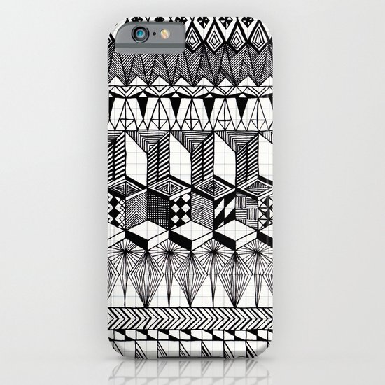 Over the Line iPhone & iPod Case