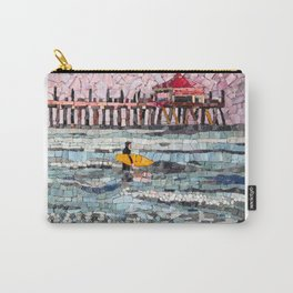 """""""Heading Out"""" Mosaic Art Carry-All Pouch"""