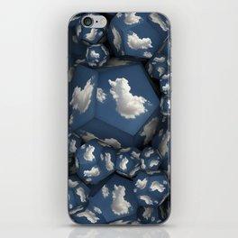 Duck Clouds iPhone Skin