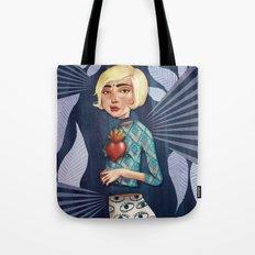 Concealed Wisdom Tote Bag