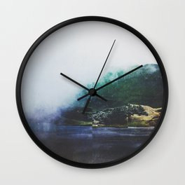 Fractions A46 Wall Clock