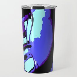 Blue Lagoon Geisha  Travel Mug