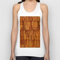 buildings Tank Tops featuring Buildings by GLR67