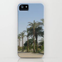 Temple of Karnak at Egypt, no. 3 iPhone Case