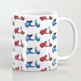 Vespa love Coffee Mug