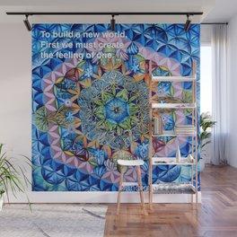 Sacred Geometry - Andrew Kaminski Art Print Wall Mural