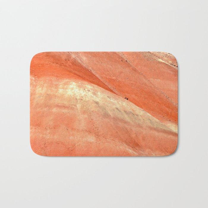 PAINTED HILLS - OREGON SUNSET Bath Mat