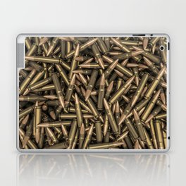 Rifle bullets Laptop & iPad Skin