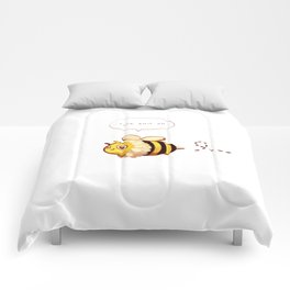Busy Bee Comforters