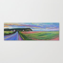 Cape Blomidon Canvas Print
