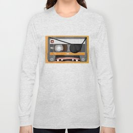 The cassette tape pirate Long Sleeve T-shirt