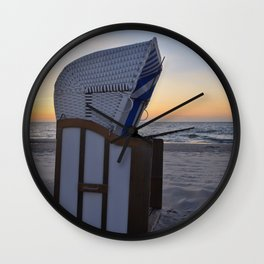 place to relax Wall Clock