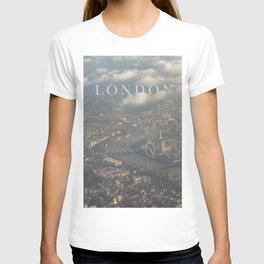 Above T-shirt