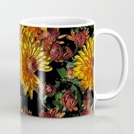 Sunshiny Mums Coffee Mug