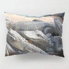 Gator Gang Pillow Sham
