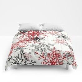snowflake shine - 2 Comforters