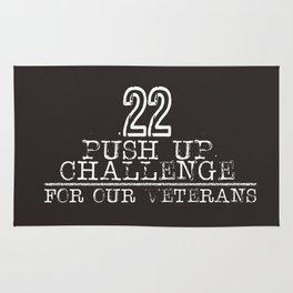 22 for Veterans Rug