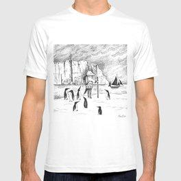 Antarctic explorer T-shirt