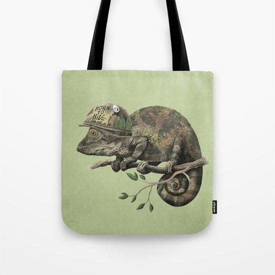 Born to Hide - Color Option Tote Bag