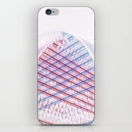 Architecture Exposed Twice iPhone Skin