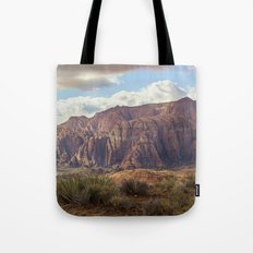 snow canyon Tote Bag