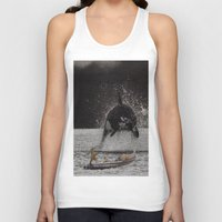 orca Tank Tops featuring Orca by Lerson