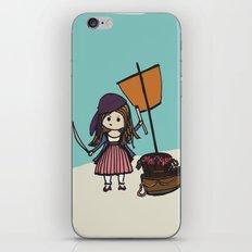 Pirate Hearts iPhone & iPod Skin