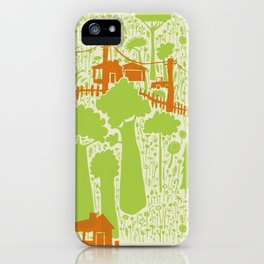 Forces of Nature iPhone Case